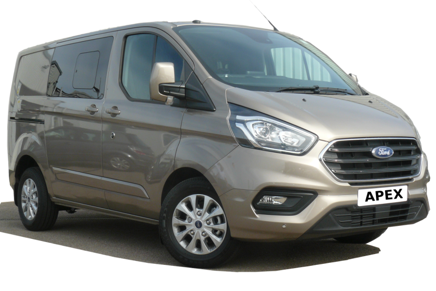 FORD TRANSIT CUSTOM Hire Deals