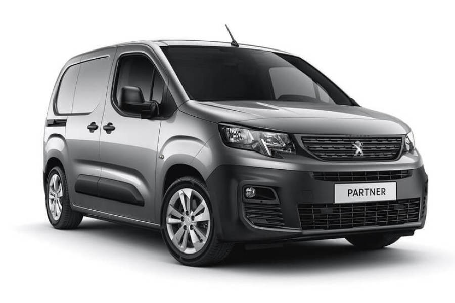 PEUGEOT PARTNER Hire Deals