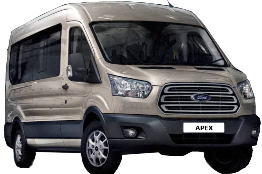 FORD TRANSIT Hire Deals