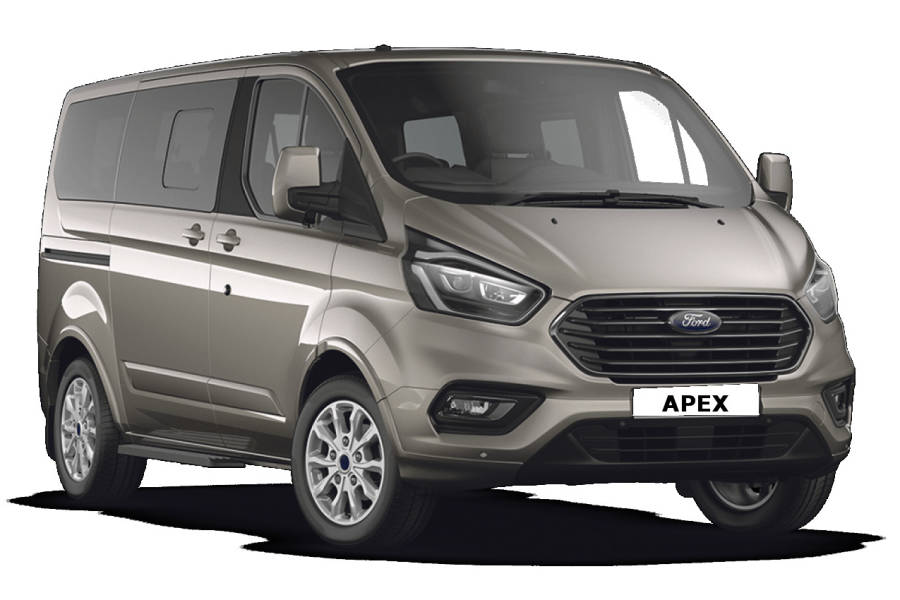 FORD TOURNEO CUSTOM AUTO Car Hire Deals